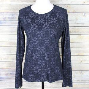 Oiselle Kaleido-Go Base Layer Long Sleeve Shirt